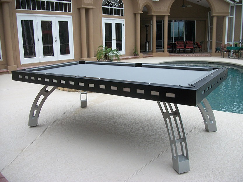 Largest All Weather Outdoor Pool Table Manufacturer In The World