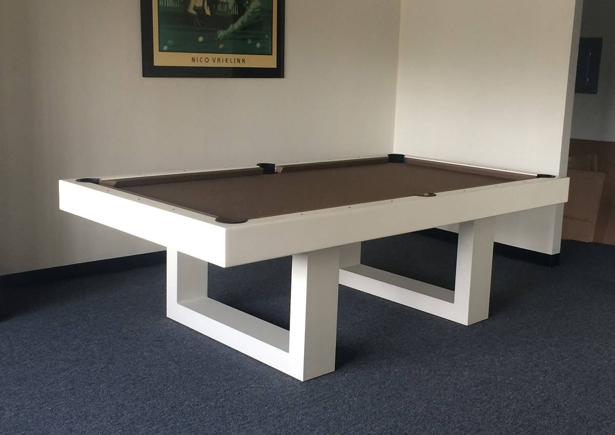 Check Out Our All Aluminum Outdoor Pool Tables