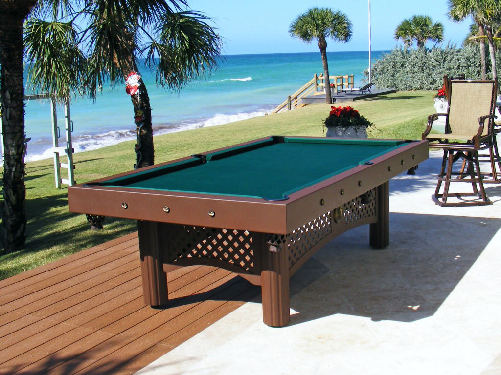 Tuscany Traditional Pool Tables Outdoor Pool Tables