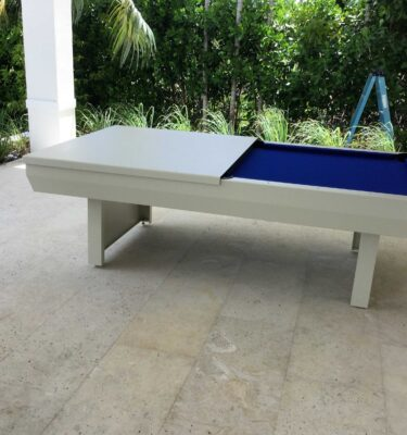 Conversion Tops Outdoor Pool Tables - Convert indoor pool table to outdoor