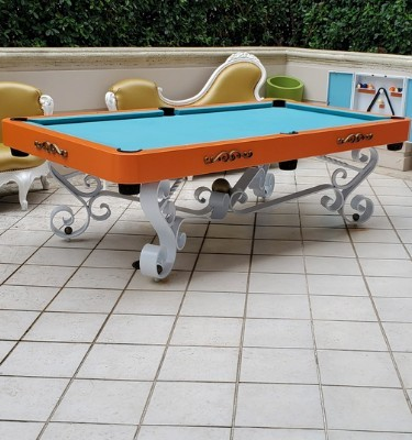 Cordoba all weather outdoor pool table