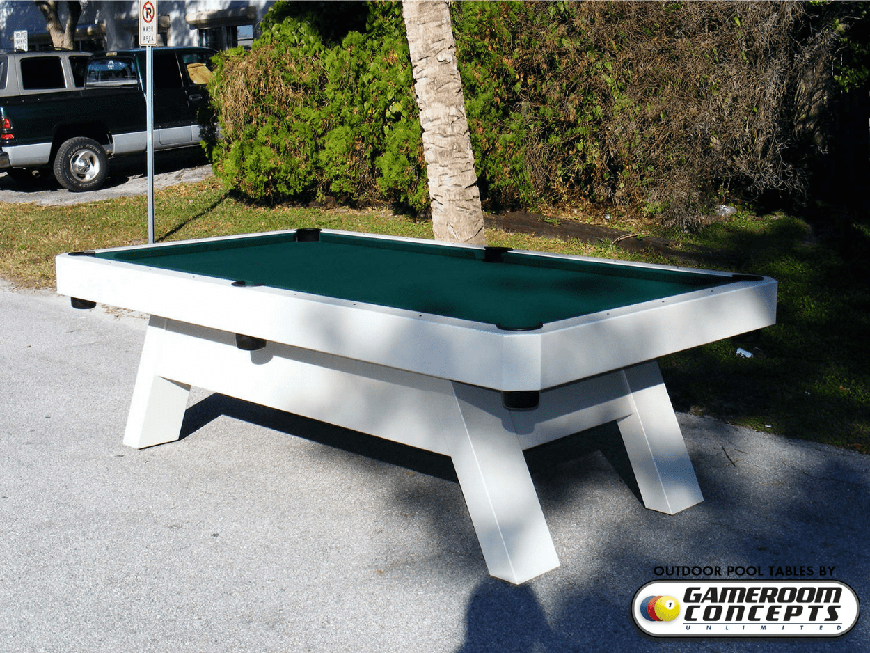 The Aztec Gameroom Concepts Unlimited Outdoor Pool Tables