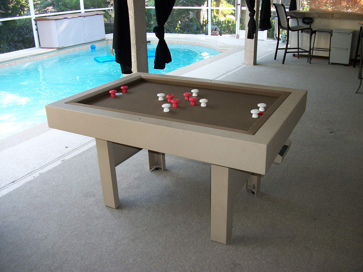 pool billiards gloss billiard outdoor canada storm silver robbies dining products table