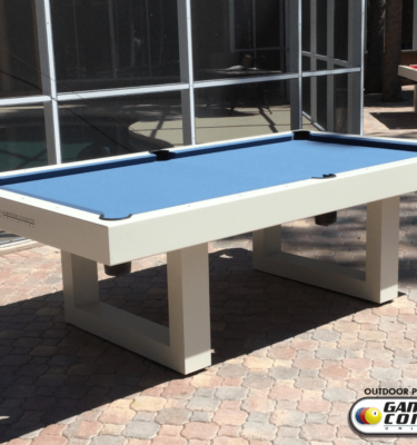 Lupo all weather outdoor pool table