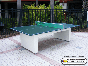 Outdoor 1000 Series Ping Pong table