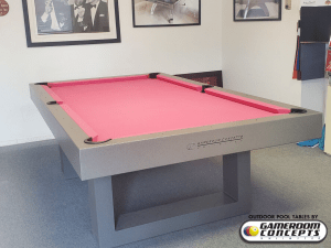 Outdoor Lupo Pool Table