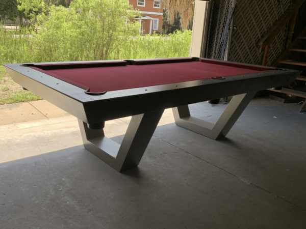 Vector all weather outdoor pool table